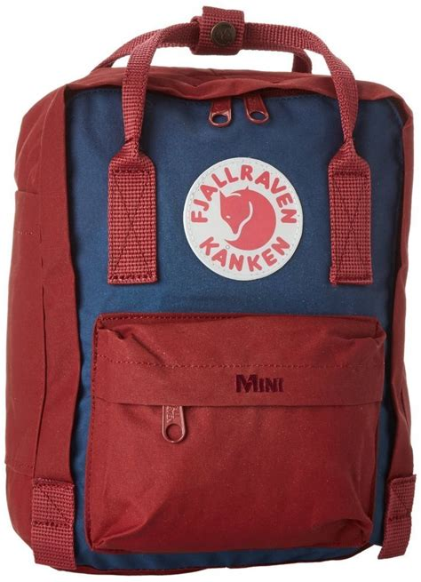 Fjallraven Kanken Classic Oxred Royal Blue Backpack Tas 17 best images about kanken