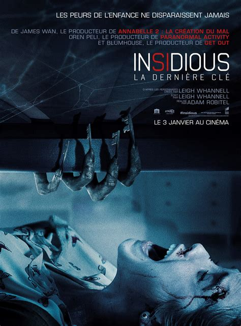 film insidious en streaming insidious la derni 232 re cl 233 bande annonce en streaming