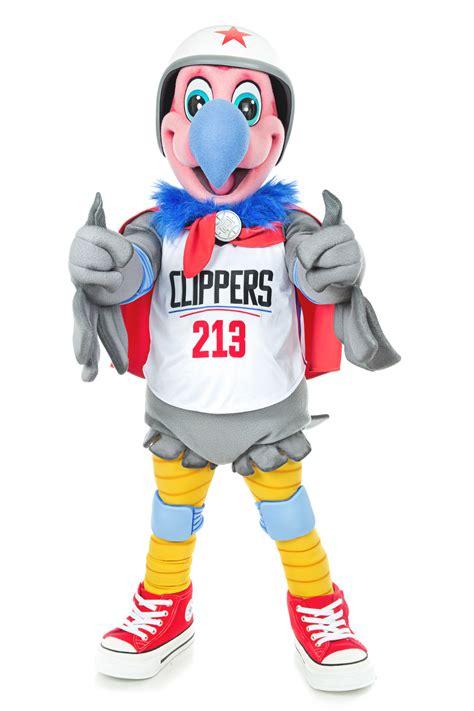 La Clippers Giveaways - la clippers introduce new mascot chuck la clippers