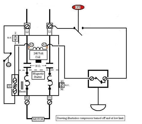 5 best images of air compressor wiring diagram air compressor pressure switch wiring diagram
