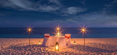 Spa Room Ideas by Malediven Hochzeitsreise Candlelight Dinner Im Kuredu