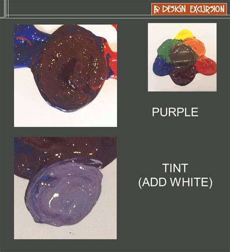 what colors mix to make purple how do you make purple paint euffslemani