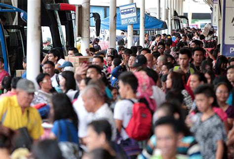 filipino person philippine population density up 32 in past 15 years