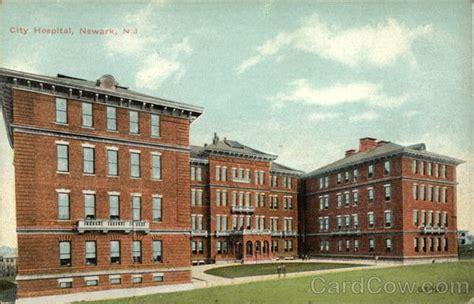 Hospital Jersey City Nj Detox by City Hospital Newark Nj Postcard
