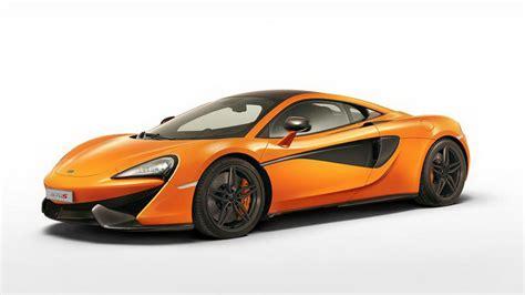 New McLaren 570S: First Official Photos of British Firm's