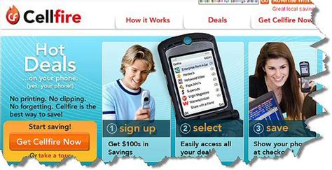 Cellfire Brings Coupons To Mobiles by Are Mobile Coupons The Next Big Thing On Mobile Phones