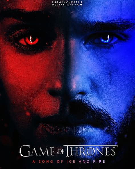 a game of thrones song of ice and fire hardcover set of game of thrones a song of ice and fire poster by laiwinchester on