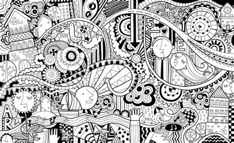 difference between doodle and drawing what is the difference between doodle and mandala quora