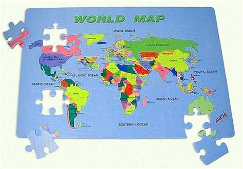map world puzzle world map puzzle 10 educational gifts for