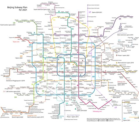 beijing subway map beijing subway