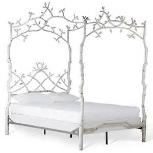 White Iron Bed Frame Iron Bed Pottery Barn