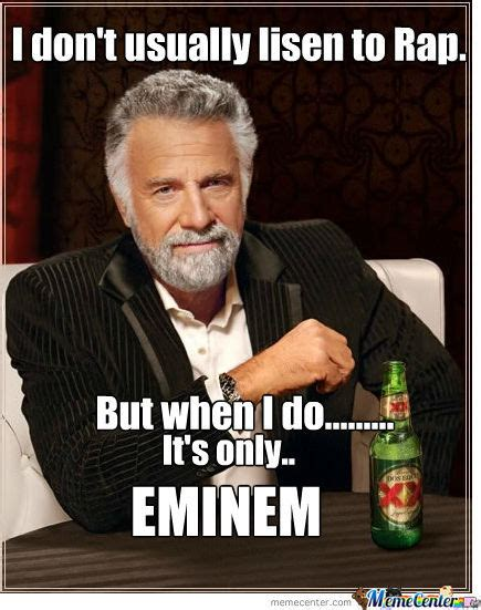 Eminem Memes - eminem by eminem 24 meme center