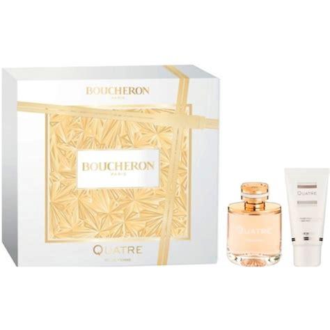 Parfum Quatre quatre pour femme coffret parfum boucheron parfum femme