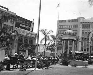 san diego downtown 1960 summer afternoon in 1960 i
