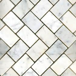 white carrara herringbone honed traditional tile other by mglasstile com