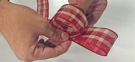 lazos para el arbol de navidad h 225 galo usted mismo c 243 mo crear el lazo perfecto para el