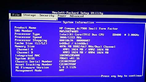 reset bios hp desktop need to factory hard reset my desktop but have no reset