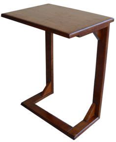Wood C Table by Country Marketplace Laptop Table Stand Solid Wood 79