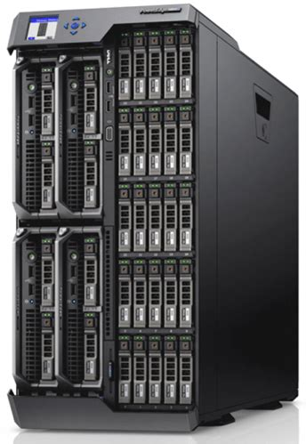 Dell Vrtx Rack by A Detailed Look At Dell Poweredge Vrtx 187 Blades Made Simple