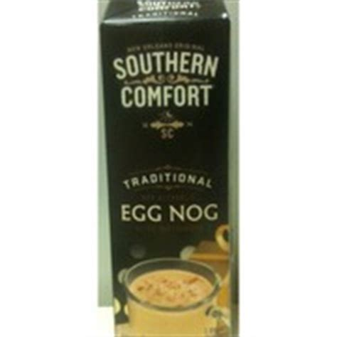 southern comfort nutrition southern comfort egg nog traditional calories nutrition