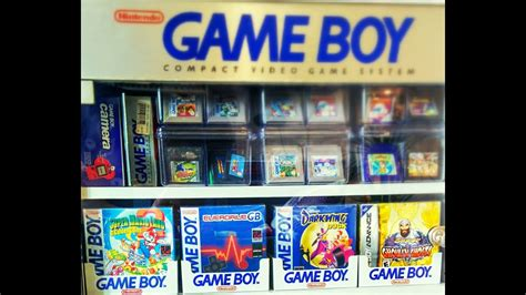 my boy color my boy collection march 2015 dmg gba gb pocket gb