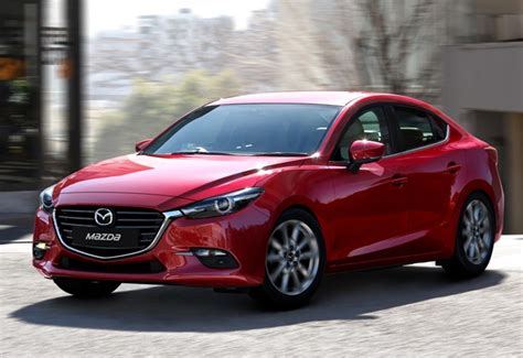 mazda sa prices refreshed mazda3 now in sa we prices details wheels24