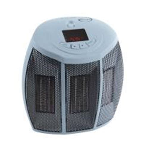 feature comforts heater feature comforts triple ceramic heater with thermostat