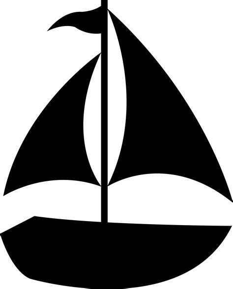 boat clipart silhouette sailboat silhouette clipart panda free clipart images