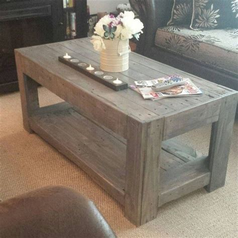 pallet coffee table plans pallets wooden pallet coffee