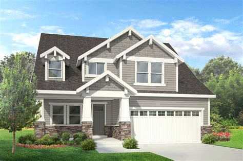 2 story craftsman house plans two story cabin plans small beautiful two story house