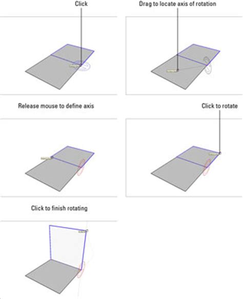 sketchup layout rotate view flat geometry and rotation sketchup sketchup community