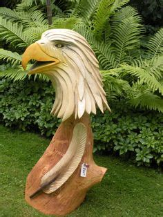 chainsaw carving ideas images   tree