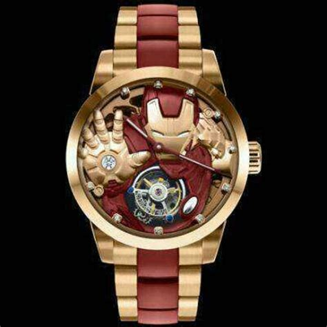 memorigin iron man tourbillon memorigin avengers series