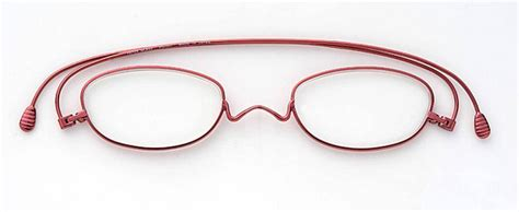 wordlesstech paper glass 2mm thin reading glasses
