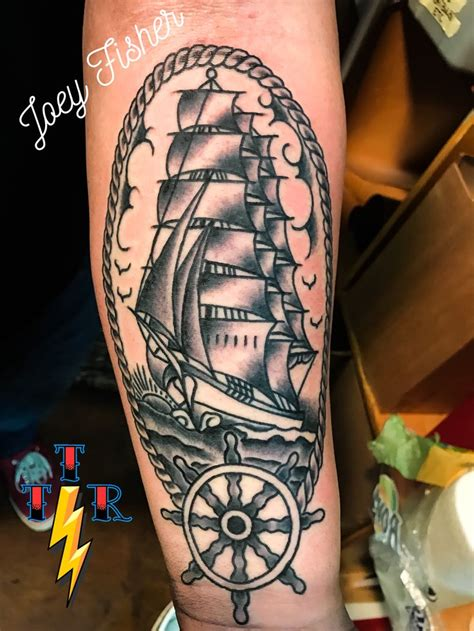 traditional ship tattoo 17 best ideas about traditional ship on