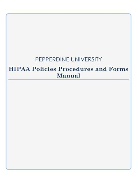 Hippa Policy Template 2 Free Templates In Pdf Word Excel Download Hipaa Policies And Procedures Templates
