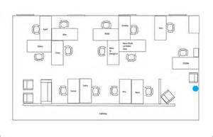 Make Your Own Blueprint Online 5 highly efficient office layouts