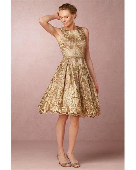 dress anthropologie anthropologie rosa dress in metallic lyst