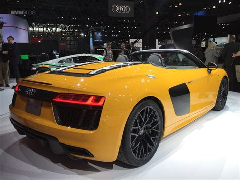 when was audi r8 released audi r8 v10 spyder pricing and specs released