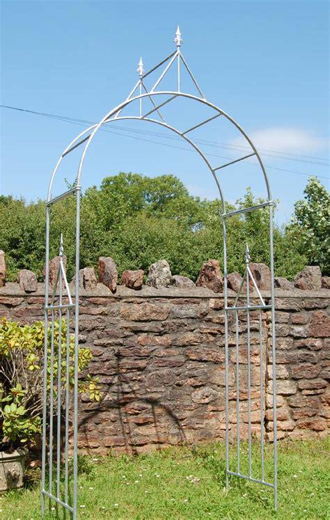 Galvanised Garden Arch Uk Chelsea Garden Arch