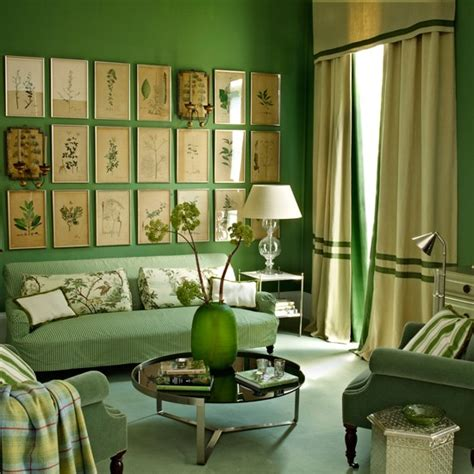 Green Decorating Idea by Sophisticated With Green And Decorating With Green
