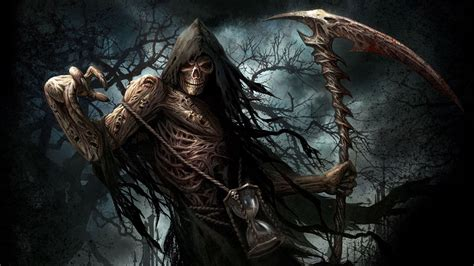 grim reaper wallpapers wallpaper cave