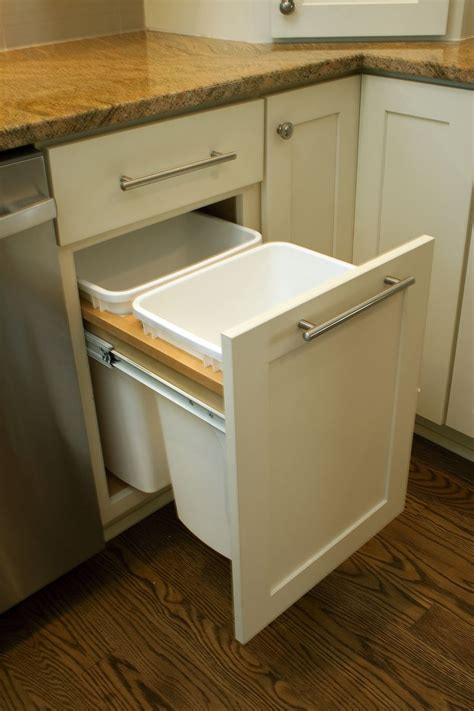 kitchen cabinet recycle bins 8 best images about kitchen on pinterest door pulls