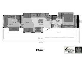 3 bedroom rv floor plan 2 bedroom 2 bath 5th wheels and travel trailers rv