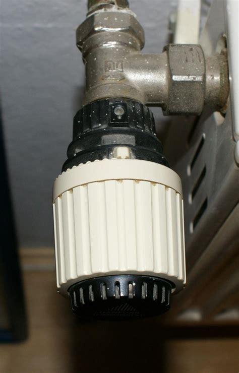 robinet radiateur danfoss heizung kochend hei 223 thermostat oder ventil defekt