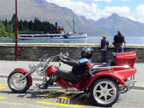 boat tour queenstown queenstown trike tours wanaka new zealand on our rewaco
