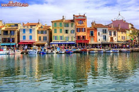 porto della francia le colorate porto di cassis in provenza