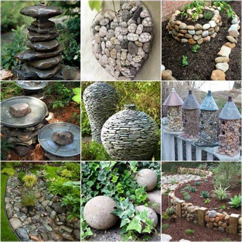 Garden Using Rocks 18 Stylish Garden Projects Using Rocks