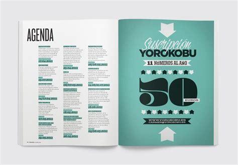 nice layout magazine yorokobu magazine spread layout gd design pinterest