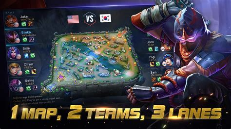 Custom Mobile Legends 2 mobile legends android apps on play